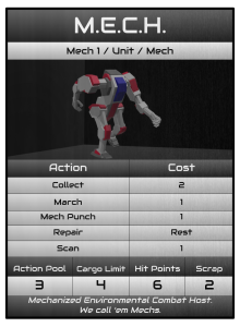 Mech 1 Unit Card [p5]
